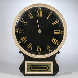 Simon Willard Gallery Clock Case and Dial
