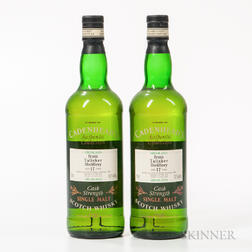Talisker 17 Years Old 1979, 2 750ml bottles