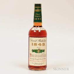 David Nicholson 1843 7 Years Old 1972, 1 750ml bottle