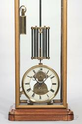 Charles Fasoldt's Patent Inverted Dial Regulator