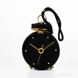 Lederer Alarm Clock Evening Bag
