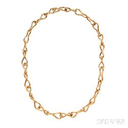 18kt Gold Chain, Angela Cummings