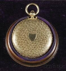 American Watch Company 18K Watch Presented by Abraham Lincoln