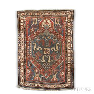 Two Kazak Rugs