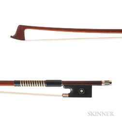 Gold-Mounted Violin Bow, c. 1920