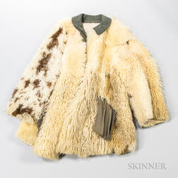 German Winter Fur Jacket