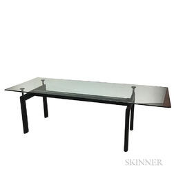 LeCorbusier for Cassina LC6 Dining Table