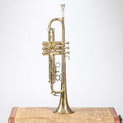 Trumpet, King Liberty Artist Bore by H.N. White Co., Cleveland