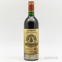 Chateau Angelus 1990, 1 bottle