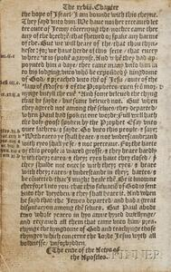 Bible in English, [Tyndale, William]