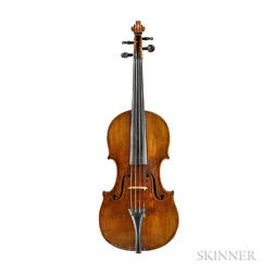 Italian Violin, Attributed to Santino Lavazza