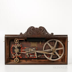 Emile Parfait Stationary Engine