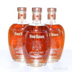Four Roses Limited Edition Small Batch, 3 750ml bottles