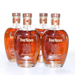 Four Roses Limited Edition Small Batch, 1 750ml bottle 3 70cl bottles