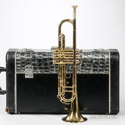 Trumpet, King Super 20 by H.N. White Co., Cleveland
