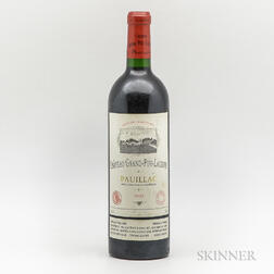 Chateau Grand Puy Lacoste 1997, 1 bottle