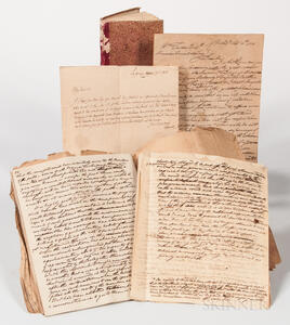 Tudor, William Jr. (1779-1830) Manuscript Archive.