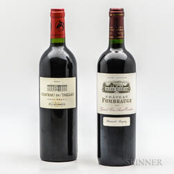 2005 Bordeaux Duo, 2 bottles