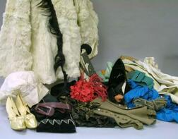 Group of Miscellaneous 19th/20th Century Costume and Clothing Accessories