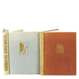 Two Books by Karel Jalovec