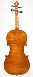 French Violin, Marc Laberte, Mirecourt
