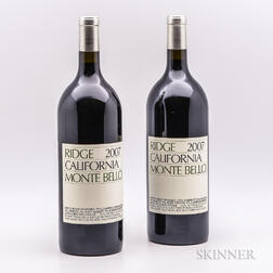 Ridge Monte Bello 2007, 2 magnums