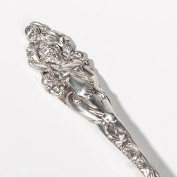"Reed & Barton ""Love Disarmed"" Sterling Silver Flatware Service"