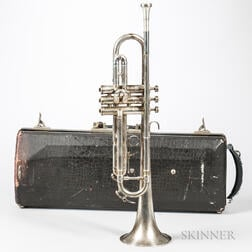 Trumpet, King Liberty 2.B. by H.N. White & Co., Cleveland