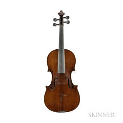 German Three-quarter Size Violin