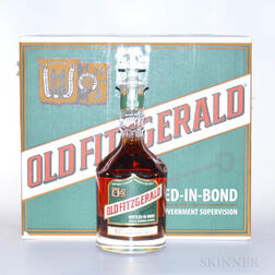 Old Fitzgerald 11 Years Old 2007, 4 750ml bottles