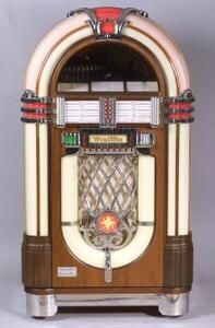 "Wurlitzer ""One More TIme"" 1015 Jukebox"