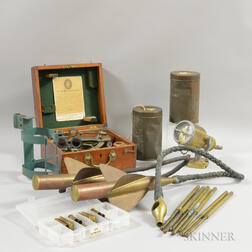 Small Group of Nautical Equipment
