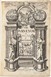 Rathborne, Aaron (1572-1618) The Surveyor in Foure Bookes.