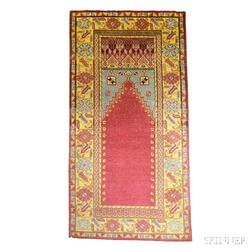 "Sivas Rug with ""Ladik"" Design"