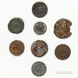 Eight Coins