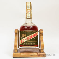 Old Fitzgerald 6 Years Old 1966, 1 Gallon bottle