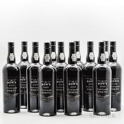 Dows Vintage Port 2000, 12 bottles