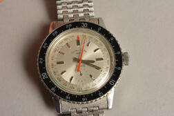 "Favre-Leuba ""Bivouac"" Reference 53213 Wristwatch with Matterhorn Ascent Provenance"