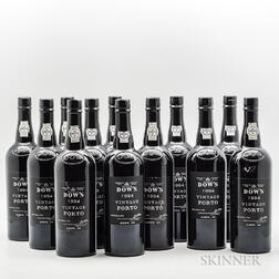 Dows Vintage Port 1994, 12 bottles (one 6 bt. owc)