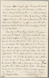 Bryant, William Cullen (1794-1878) Autograph Letter Signed, 25 December 1869.