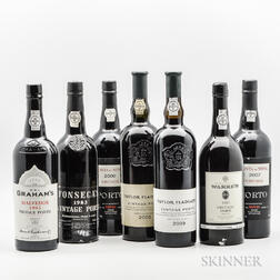 Mixed Port, 7 bottles