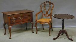 Seven Pieces of Assorted Furniture