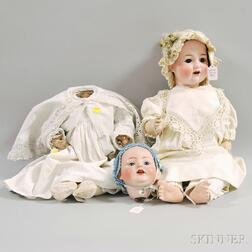 Two Character Baby Dolls