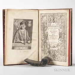 Bacon, Sir Francis (1561-1626) The Historie of the Raigne of King Henry the Seventh.