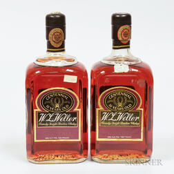 WL Weller 10 Years Old, 2 750ml bottles