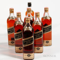 Mixed Blended Scotch, 6 quart bottles 5 750ml bottles