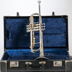 Cornet, C.G. Conn Connstellation, Elkhart