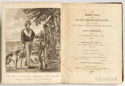 Rainsford, Marcus (1820-1897) An Historical Account of the Black Empire of Hayti.