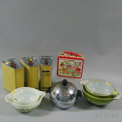 Group of Vintage Kitchen Items
