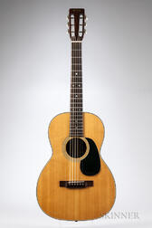 C.F. Martin & Co. 00-21 Acoustic Guitar, 1970